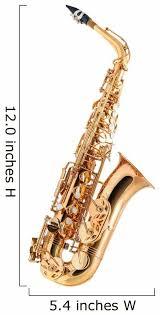 Side View Saxophone Wall Decal Wallmonkeys Com