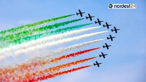 Il 2 giugno giro d'Italia delle Frecce Tricolori: sorvolo di tutte ...