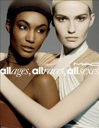 mac cosmetics all ages all races all