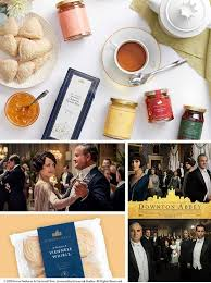 downton abbey collections inspiration