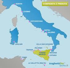 Traghetti Sicilia: Compara i costi dei biglietti 2020 e acquista ...