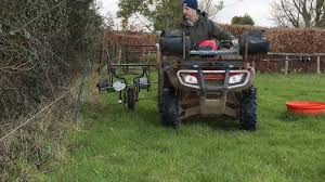 Workshop Tips Quad Bike Modifications Make Temporary Electric Fencing Easier Insights Farmers Guardian