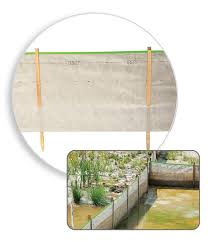 Bsrf Priority 1 Green Band Heavy Duty Silt Fence