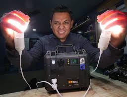 diy solar device to help power puerto rico