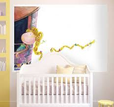 Rapunzel Wall Decal Tenstickers
