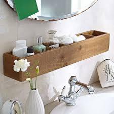 pedestal sink storage design ideas
