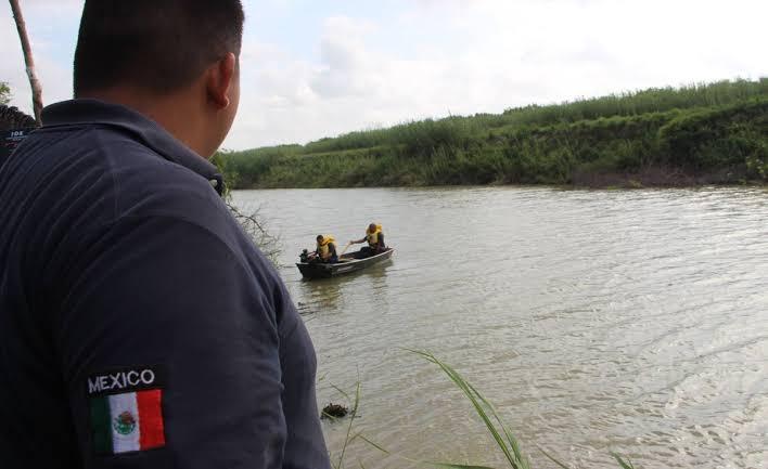 Mueren 21 migrantes en enero intentando cruzar el Río Bravo