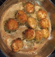 Breaded and Fried Scallops Recipe ...