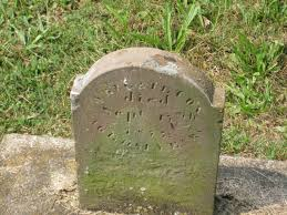 Abigail Cox (1769-1853) - Find A Grave Memorial