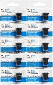 Amazon Com Fido S Invisible Fence Compatible Batteries 10 Pack Fido S Pet Supplies
