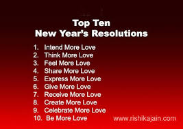 top ten new year s resolutions inspirational quotes pictures