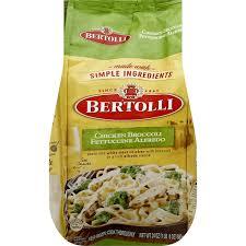 bertolli en broccoli fettuccine