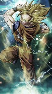 luxury dragon ball z wallpapers iphone