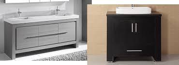 modern bathroom vanities single