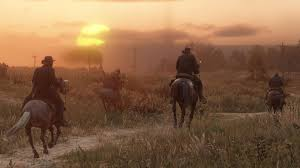 Red Dead Online Players Have Invented Their Own Sport Pigby Pcgamesn