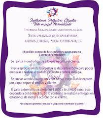 Invitaciones Cumpleanos Personalizadas 700 En Mercado Libre