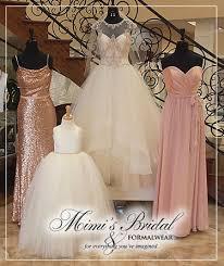 mimi s bridal formal wear