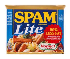 spam lite spam brand