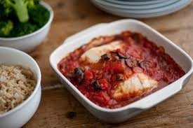 Cod Fillet Recipe With Bouillabaisse ...