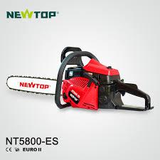 gas chain saw 5800 gasoline chain saw