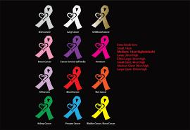 Childhood Cancer Awareness Car Decal Sticker