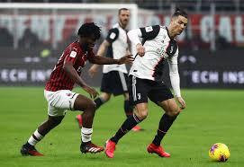 Coppa Italia - UFFICIALE, Juventus-Milan si gioca: ecco la ...