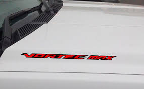 Product Vortec Max Hood Vinyl Decal Sticker Fits Chevrolet Silverado Gmc Outlined Chevrolet Silverado Custom Car Stickers Vinyl Decal Stickers