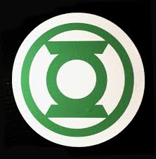 Green Lantern Vinyl Decal Bitchen Stickerz