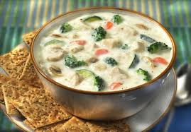 Tuna Vegetable Chowder