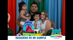 Fiesta Rey Leon Cumple Santiago Mimos Park Parque Acuatico La