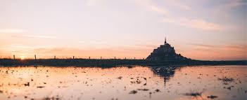 mont saint michel visitez l abbaye du