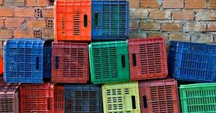 10 Ways To Repurpose Milk Crates