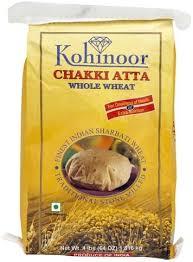 kohinoor chakki atta whole wheat 64