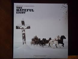 The Hitless Wonder Movie Blog: THE HATEFUL EIGHT Original Soundtrack On  Vinyl