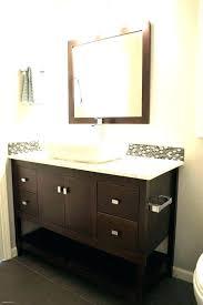 pivot bath mirror black matte bathroom
