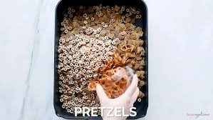 best homemade chex mix recipe