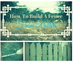 70 Pallet Fence Diy Plans Page 4 Of 7 Cut The Wood
