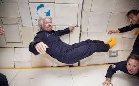 Branson Zero Gravity