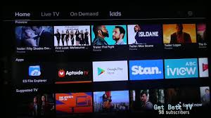 how to download Amazon Prime on an android TV - YouTube