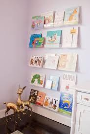 Project Clear Bookshelves For Mila S Room The Aestate Kids Room Bookshelves Bookshelves Kids Nursery Bookshelf