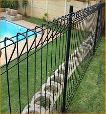 Black Welded Wire Fence Welded Wire Fence Wire Fence Wire Fence Panels