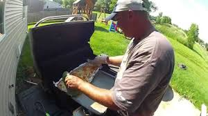 How to grill Walleye - YouTube