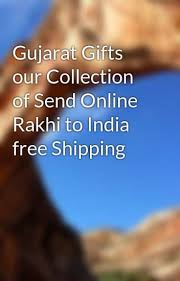 our collection of send rakhi