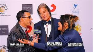 "Ronn Moss, Devin DeVasquez & Eric Blair marriage, Rick Springfield &  ""Player "" - YouTube"