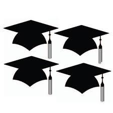 Graduation Hat Square Academic Cap Art Vinyl And 31 Similar Items