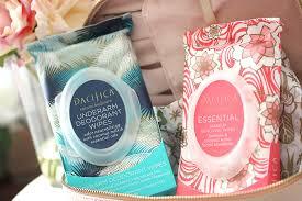 pacifica natural deodorant wipes