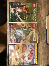 Lego Ninjago Masters of Spinjitzu - Seasons 1 and 2 DVD for sale ...