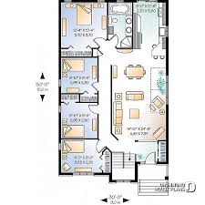 house plan 4 bedrooms 1 bathrooms