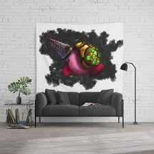Bioshock Kirby Wall Tapestry By Mrrasputin Society6