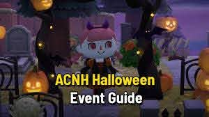 Acnh Halloween Event Guide Candy Scary Costumes More